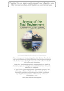 environment total science activated biosorption nutrient removal using